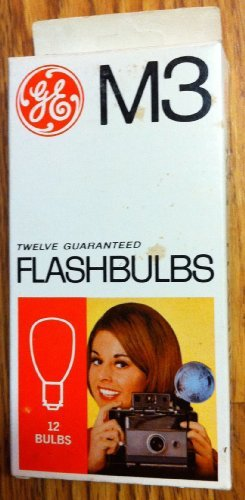 GE M3 FlashBulbs