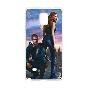 Happy DIVERGENT Hot Seller Stylish Hard Case For Samsung Galaxy Note4