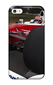 For Cody Elizabeth Weaver Iphone Protective Case, High Quality For Iphone 5/5s Toyota F1 Car Skin Case Cover by mcsharks