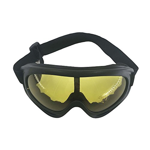 Ski Army Tactical Military Goggles-Outdoor Protective Windproof UV400 Glasses-Sports Snowmobile Bicycle Motorcycle Safety - Glasses Rx Military