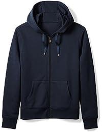 Men's Full-Zip Hooded Fleece Sweatshirt