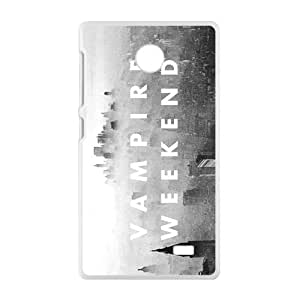 Vampire Weekend Cell Phone Case for Nokia Lumia X