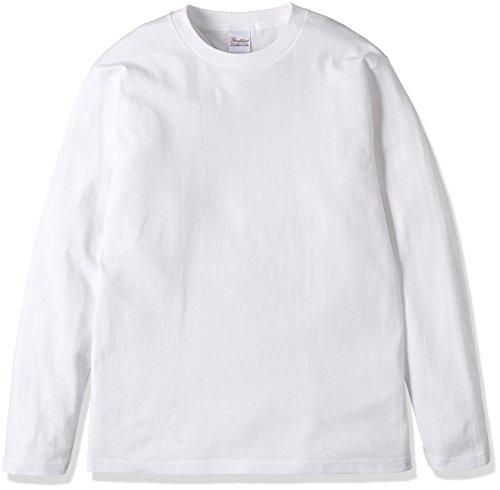 モート式覚醒[プリントスター]長袖 5.6オンス へヴィー ウェイト 長袖 リブ無 カラ― Tシャツ 00101-LVC [メンズ]