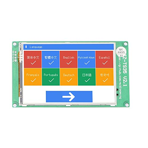 Zamtac 3.5 inch Full Color LCD Touchs Display Screen Compatible with Ramps1.4 with Power Resume/Open Source for 3D Printer Accessories by GIMAX (Image #3)