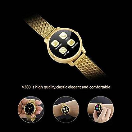 Smartwatch GPS reloj deportivo Bluetooth reloj de pulsera ...