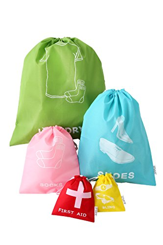 Organizer Drawstring Clothing Laundry Pouches product image