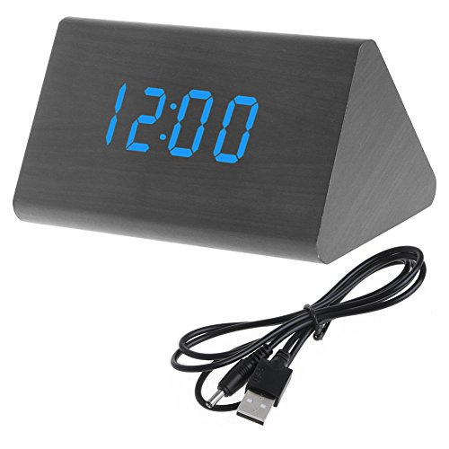 Lighted Outdoor Clock Thermometer - 9
