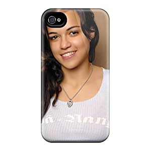 Saraumes Design High Quality Michelle Rodriguez Cover Case With Excellent Style For Iphone 5/5s