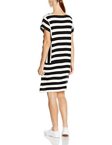 Roxy Seas The Day Top de deporte mujer Negro 6545 Classic Stripe True Black Talla:36 6545 Classic Stripe True Black