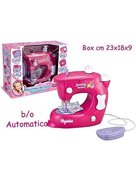 TEOREMA 62300 – Miss Signorina – Máquina de Coser automática ...