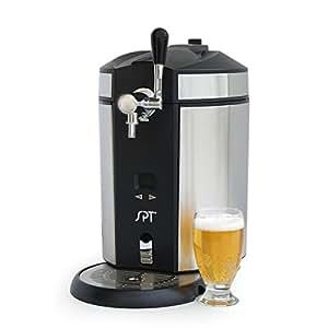 Amazon Com Draft Beer Dispenser Mini Kegerator Countertop