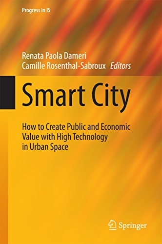 Download Smart City: How to Create Public and Economic Value with High Technology in Urban Space (Progress in IS) Pdf