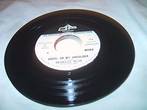 Angel On My Shoulder - DJ same? [7-inch 45rpm - Record Shoulder Dj