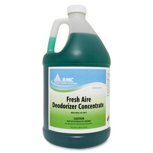 Price comparison product image 12015627 RMC Fresh-Aire Deodorant Concentrate - Liquid - 1 gal - Fresh Air - 1 Each