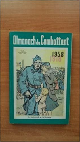 Livres gratuits en ligne ALMANACH DU COMBATTANT 1958 pdf ebook