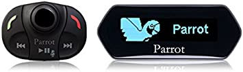 Parrot MKI9100TTS Zona M1de Coche Manos Libres Kit (V2.0Bluetooth con EDR, Pantalla OLED, Dual Micrófono, USB)