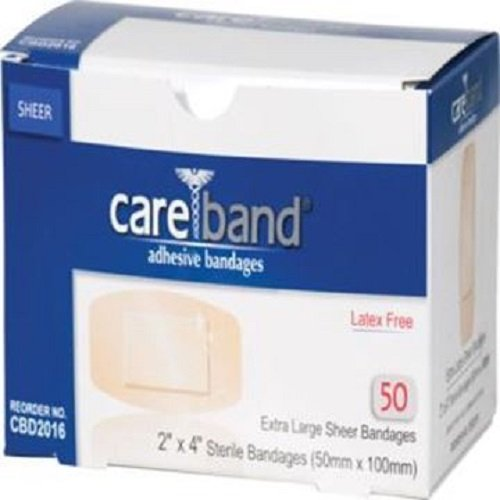 Aso Care Brand Sheer Bandages - Asos Brands