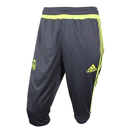 Adidas Mens Climacool Real Madrid 3/4 Training Pant Medium