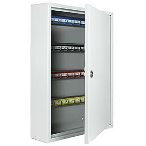 HMF - Caja para llaves armario de llaves, Gris, 450 x 300 x ...