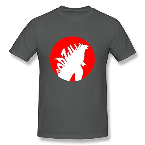 [AOPO O-Neck Godzilla Tshirts For Men] (Anguirus Costume)