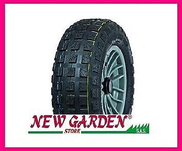 Neumático Goma Rueda Tractor cortacésped Starco Stiga GGP ...