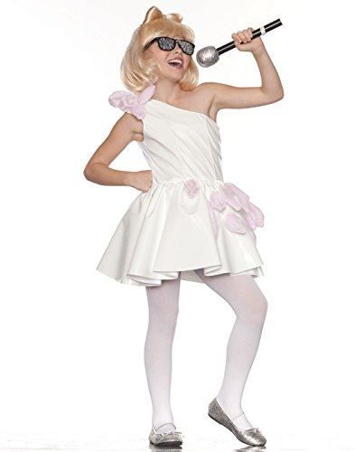 Women's Trash Bag Pop Star Sexy (White Trash Woman Costume)