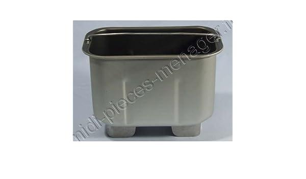 Kenwood - Cubeta para panificadora Kenwood BM900 KW713291: Amazon.es: Hogar