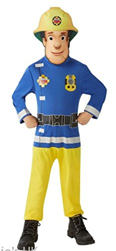 Fireman Sam Classic Children's Costume