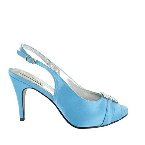 Chaussures À Plateau Turquoise Femme Lexus 4WAFqRxgw1
