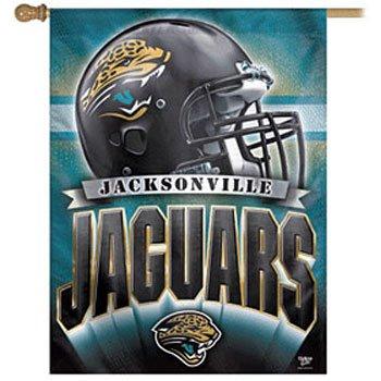 """Jacksonville Jaguars NFL 27"""" X 37"""" Banner"""