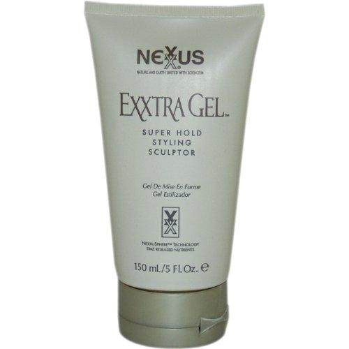 Exxtra Gel Super Hold Styling Sculptor Unisex by Nexxus, ...