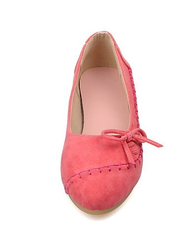 Colores sintética nbsp;– nbsp;Plano shangy nbsp;– almendra nbsp;Comodidad Zapatos rosa idamen nbsp;Bailarinas nbsp;– nbsp;Azul Rosa tacón nbsp;– nbsp;– Amarillo nbsp;Piel redondas nbsp;– nbsp;LÄSSIG Guantes Rosa q481v4
