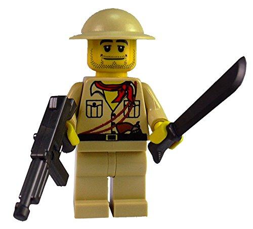 Galleon - Brick BrigadeCustom Lego Military Soldier