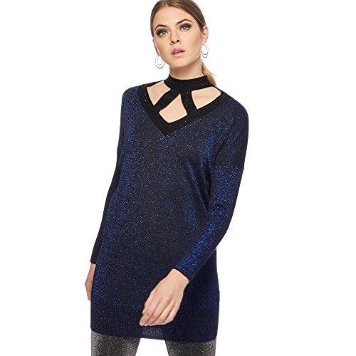 Debenhams Damen Pullover Blau blau L8CgBPmiS7 - lackey.tischlerei ...