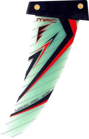 Maui Fin Liquid Pro G-10 Windsurf Fin Tuttle 44cm Sz 44cm Tuttle