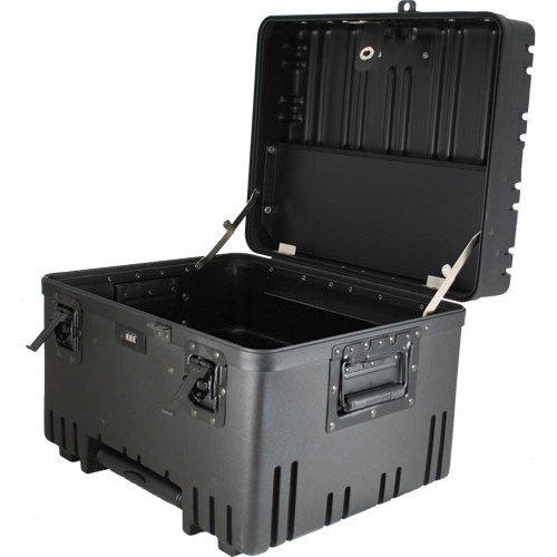 Jensen Tools - 912-2TH022310 - Roto Rugged Horizontal Wheeled (Roto Tool Box)