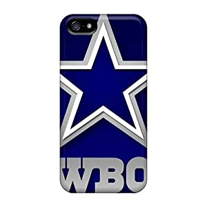 Forever Collectibles Dallas Cowboys Hard Snap-on Iphone 5/5s Case by Maris's Diary