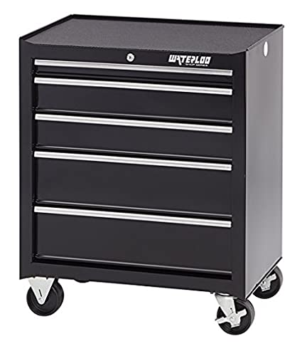 Delicieux Waterloo 5 Drawer Ball Bearing Tool Cabinet, 26u0026quot; W   Designed,
