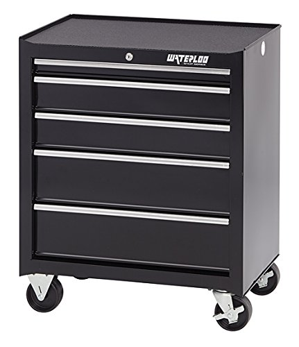 Waterloo 5-Drawer Ball-Bearing Tool Cabinet, 26