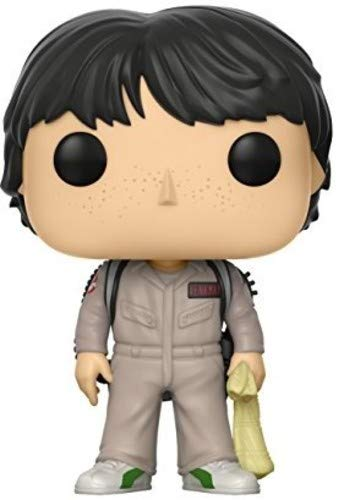 (Funko Pop Television: Stranger Things - Mike Ghostbusters Collectible Vinyl Figure)