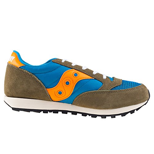 Saucony Jazz Original Vintage Kind Sneakers Teal Olive