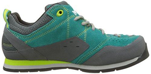 LD Vert Rockway Femme Asphalte MILLET Basses Dynasty Green de Chaussures Randonnée Multicolore qRxxT7d4