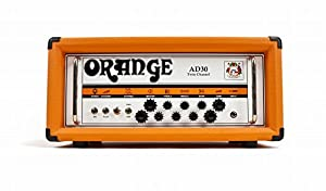 orange ad30htc 30 watt twin channel guitar amp head musical instruments. Black Bedroom Furniture Sets. Home Design Ideas