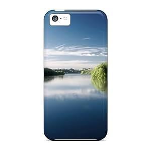 6Plus Slim Fit Tpu Protector Znn4557rDrh Shock Absorbent Bumper Case For Iphone 5c WANGJING JINDA