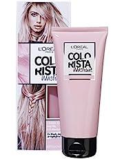 L'Oréal Paris Colourista Washout Pink Hair (Semi-Permanent Hair Colour)