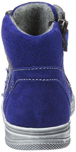 Richter KinderschuheOla - Zapatillas para niños Multicolor (pebble/cobalt 6611)