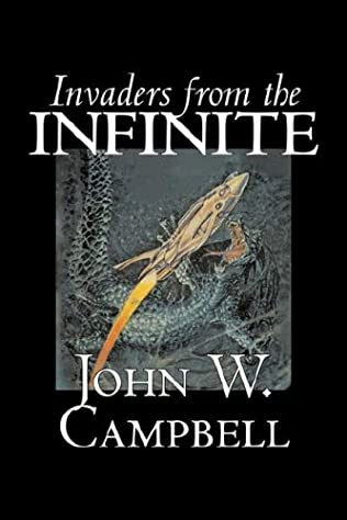 book cover of Invaders from the Infinite
