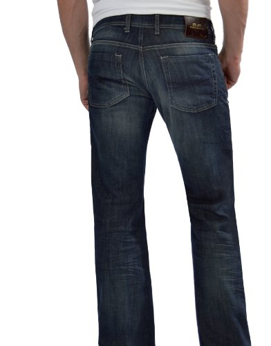 LTB Herren Jeans 'Tinman' Bootcut 2 Years Wash