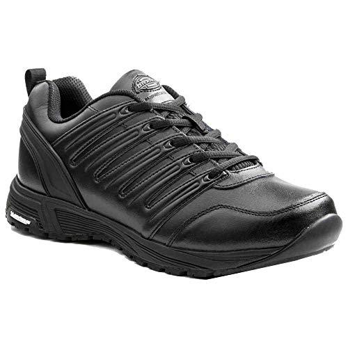 Dickies Men's Apex Health Care and Food Service Shoe, Black, 10 M US ()
