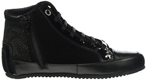 Tosca Blu Flick, Sneaker Alte Donna Nero (Schwarz (C99))